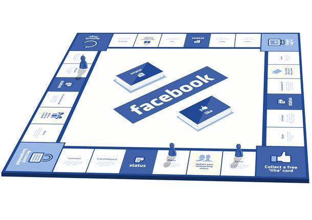 Êtes-vous vous aussi un pion sur Facebook?
