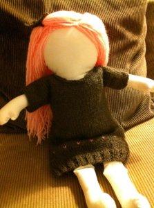 Poupées crochetés ou cousues par la soeur Doumyati http://doumyati.over-blog.com/