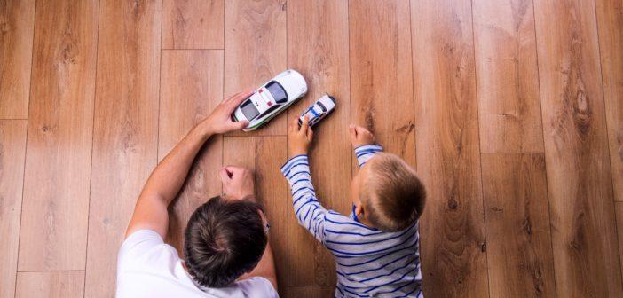 Le rôle du papa dans l'éducation du garçon