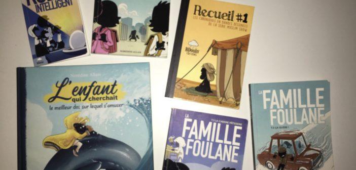 La Famille Foulane | Norédine Allam – BDouin